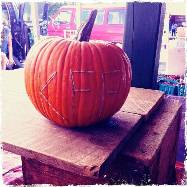 KFF Pumpkin