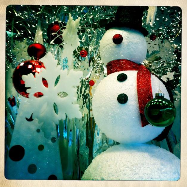 Snow Man G Wilikers