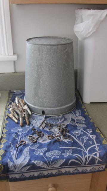 Maple Tree Spiles Kitchen Faucet
