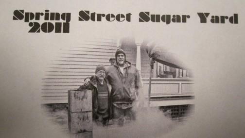 Spring Street Sugar Yard 2011