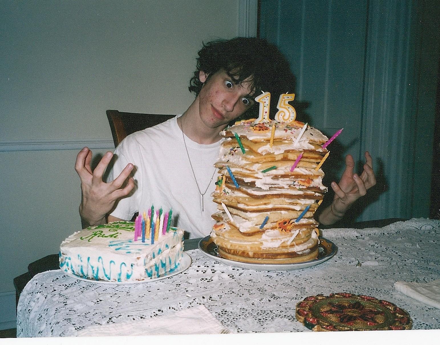 Fantastic Girl 15Th Birthday Cakes Slubne Suknie Info Birthday Cards Printable Riciscafe Filternl