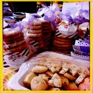 lavendar cookies!