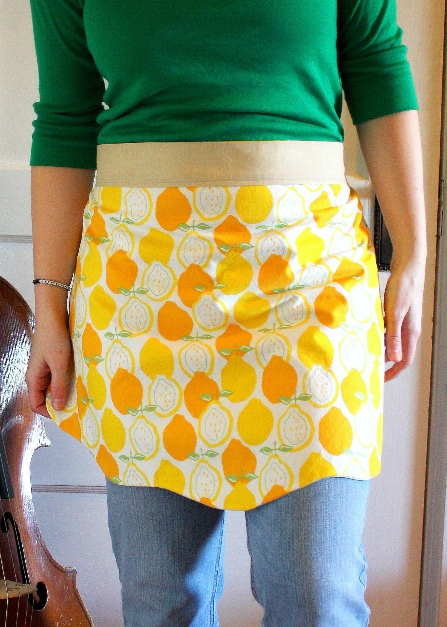 White apron homebase - Gift