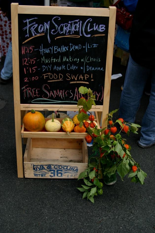 FSC at Harvest Fest 2011