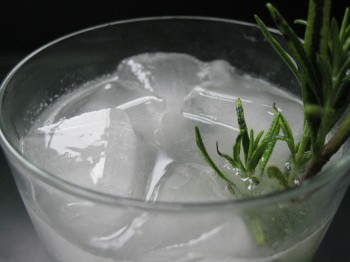drink week} Summer Thyme Cocktailfrom scratch club
