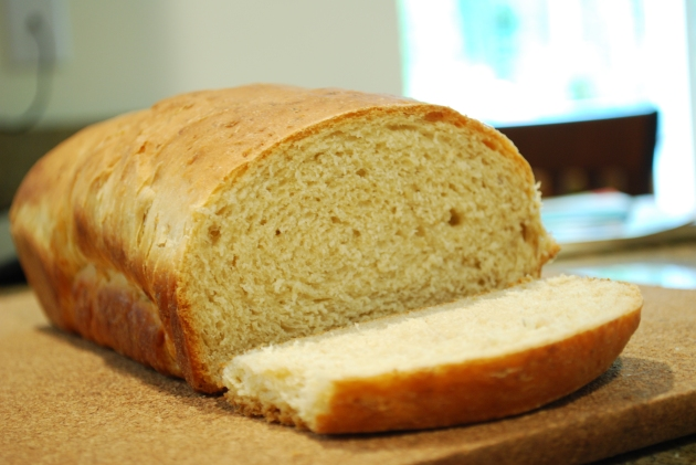 Liz's Perfect Sandwich Bread