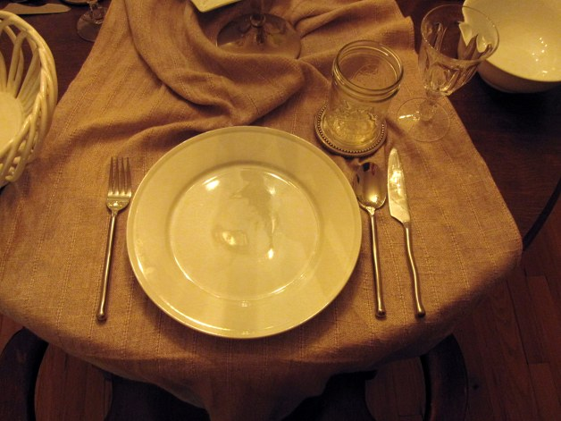 Place Setting Progress 06