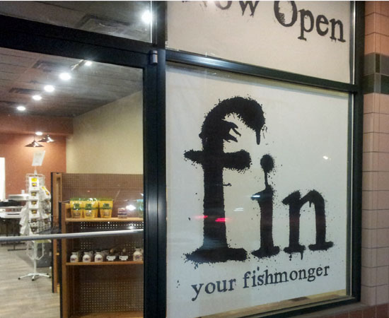 Fin - your Fishmonger