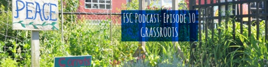 PODCAST Episode 10 grassroots