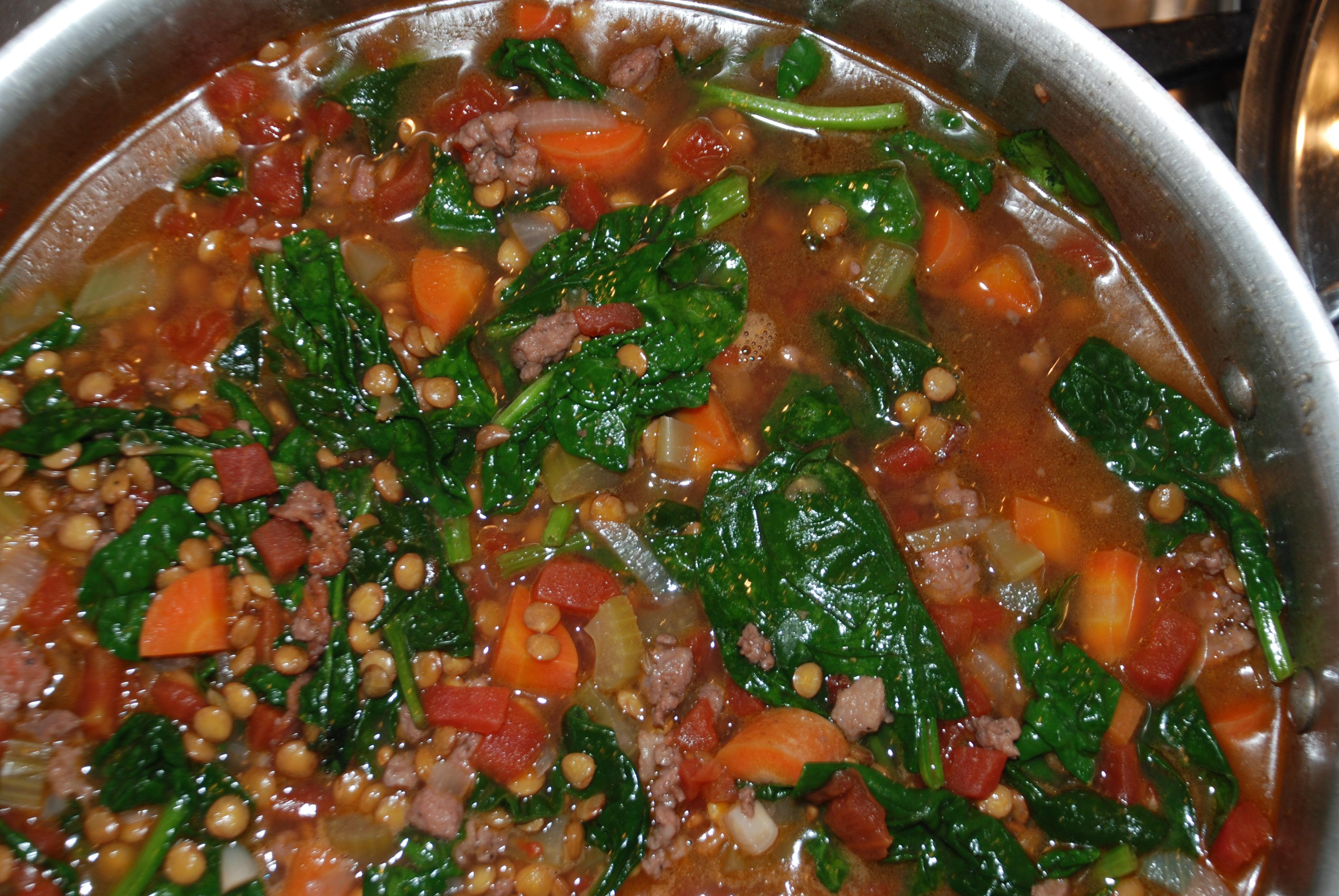 love lentil soup my parents and grandparents love lentil soup my ...