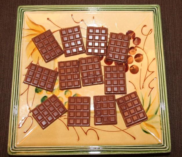 Finished Chocolate