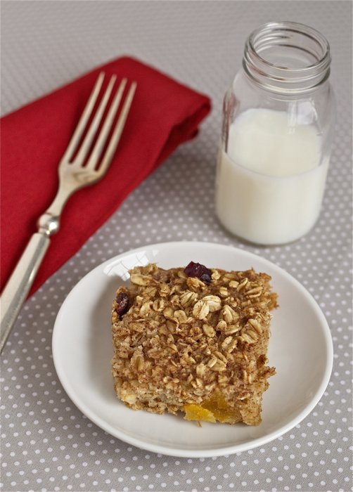 julianne book club baked oatmeal