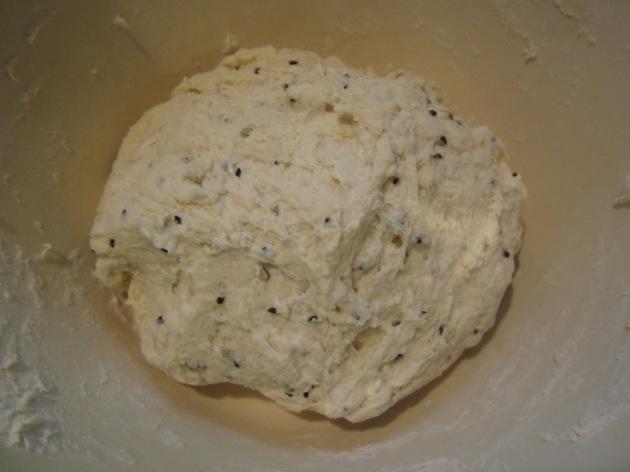 Naan dough