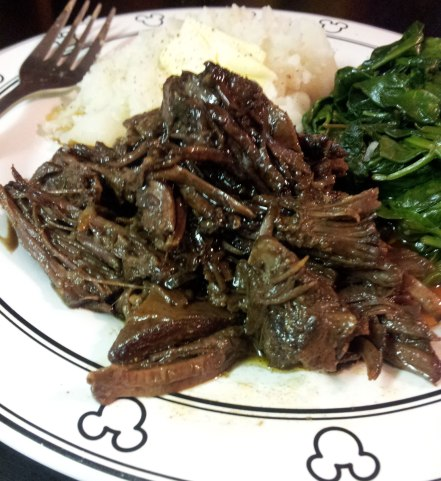 Thyme Braised Short Ribs from Melissa Joulwan