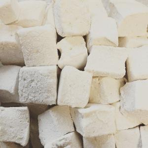 vanilla bean marshmallow heaven